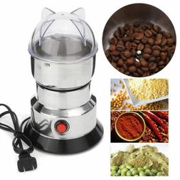 1x Mini Electric Coffee/Spice/Nuts Grinding Mill Machine Bea