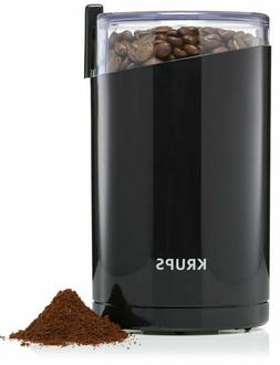 KRUPS 203-42 Electric Spice and Coffee Grinder with Stainles