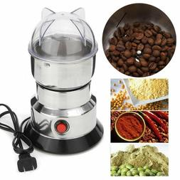 220V Electric Herbs/Spices/Nuts/Grains/Coffee Bean Grinder M