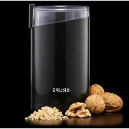 2xKRUPS F203 Electric Spice and Coffee Grinder with Stainles