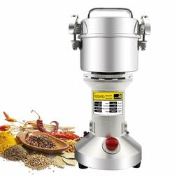 300g electric grain mill spice herb grinder