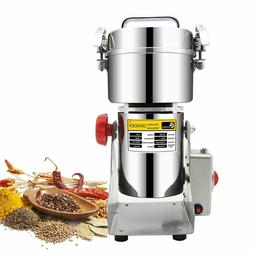 CGOLDENWALL 400g Stainless Steel high-Speed Grain Grinder Mi