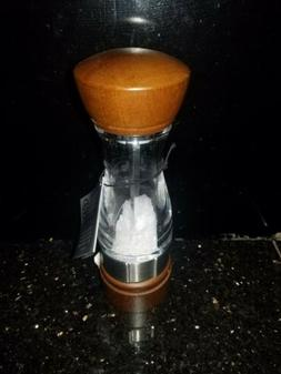COLE & MASON Keswick Wood Pepper Grinder - Wooden Mill Inclu