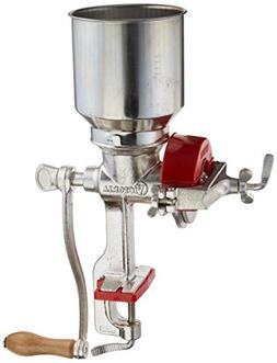 Victoria Commercial Grade Manual Grain Grinder with High Hop