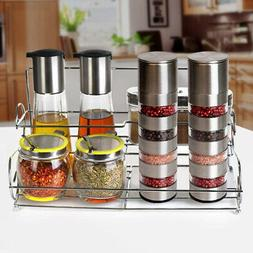 Multi Layers Salt Pepper Spice Mill Grinder Home Kitchen Mix