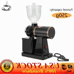Automatic Electric Burr Coffee Grinder Mill Bean Spices Powd
