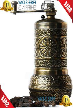 Bazaar Anatolia Turkish Grinder, Pepper Mill, Spice Grinder,