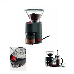 Bistro Burr Grinder, Electronic Coffee With Continuously Adj