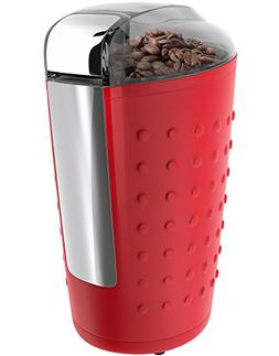 Vremi Electric Coffee Grinder - Portable Coffee Bean Grinder
