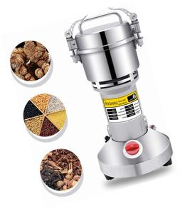 CGOLDENWALL 300g Electric Grain Mill Spice Herb Grinder