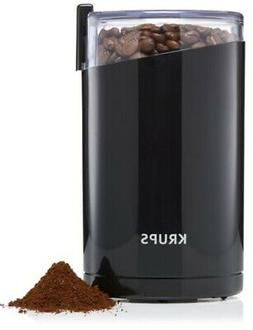 Krups Coffee & Spice Mill Grinder With Twin S/Steel Blades -