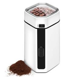 Coffee Bean Spice Grinder Electric - Stainless Steel Blade G