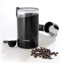KRUPS F203 Electric Spice and Coffee Grinder Stainless Steel