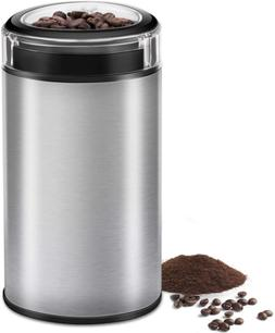 Coffee Grinder Electric, CUSIBOX Multifunctional Stainless S