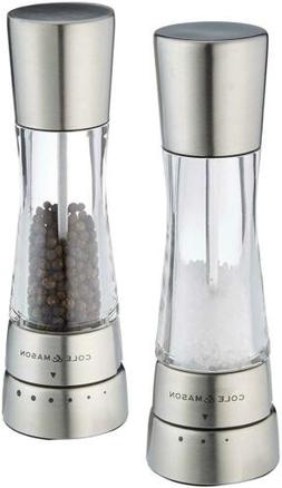 Cole & Mason Gourmet Precision Derwent Salt And Pepper Mill