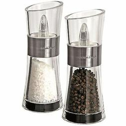 Cole & Mason Inverta Flip Salt & Pepper Mill Gift Set Acryli