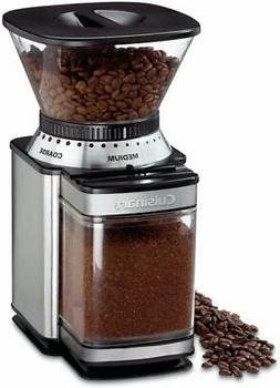 Commercial Coffee Grinder Electric Grind Automatic Burr Mill