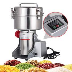 DaTOOL 1000g Commercial Electric Grain Grinder New LED Didit