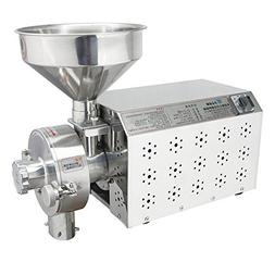 Commercial Stainless steel Spice and Chinese Herb Grinder In