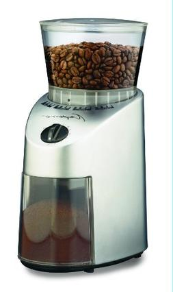 Electric Burr Grinder Jura Capresso Infinity Conical Stainle