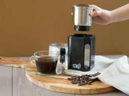 Epica Electric Coffee & Spice Grinder -Strongest Motor on Ma