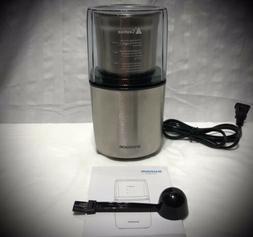 SHARDOR Electric Coffee Bean Grinder 1 Removable Bowl with S