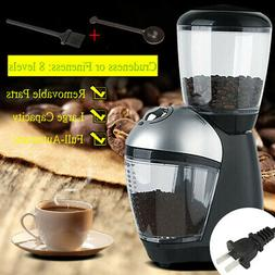 Electric Coffee Bean Spice Grinder Home Automatic Milling Ki