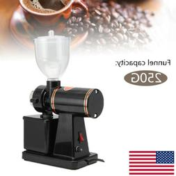 electric coffee grinder machine espresso bean nut