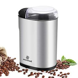 Electric Coffee Grinder, Sararoom Coffee Bean and Spice Grin