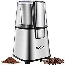 electric coffee grinder fast and fine fineness