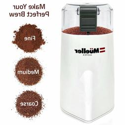 Electric Coffee Grinder Mill Large Capacity HD Motor for Spi