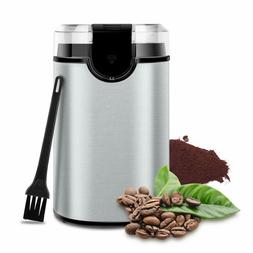 Electric Coffee Grinder Multifunctional Spice Grinder with S