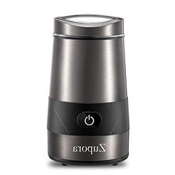 Electric Coffee Grinder, Zupora Spice and Coffee Grinder wit
