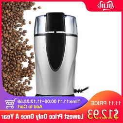 Electric <font><b>Coffee</b></font> <font><b>Grinder</b></fo