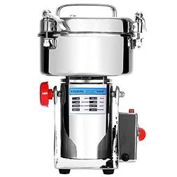 Suteck 2000g Electric Grain Grinder Mill Powder Machine High