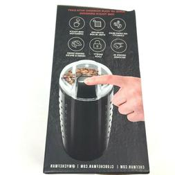 Chefman Electric One-Touch Grinder 3.5 oz Capacity Coffee Co