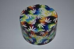extra large herb spice grinder 3 inch