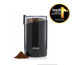 KRUPS Fast Touch Electric Coffee and Spice Grinder With Stai