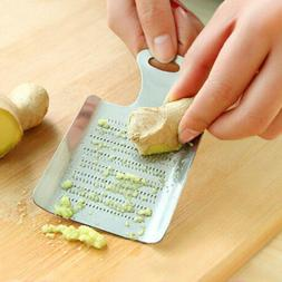 Garlic Grater Vegetable Lemon Spice Grinder Ginger Grater Ga
