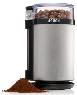 KRUPS GX4100-11 Stainless Steel Coffee Grinder