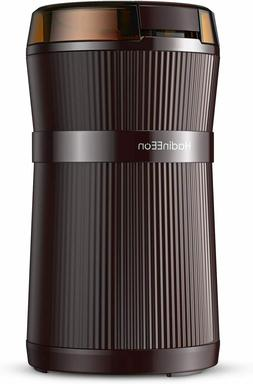 HadinEEon Electric Coffee Grinder, 200W Spice Grinder with S