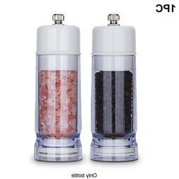 Home Practical Seasoning Grinder Spice Transparent Manual Ki