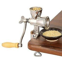 CGOLDENWALL Household Manual Corn Grain Grinder Nuts Mill Wh