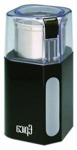 Epica 250W Electric Coffee Grinder & Spice Grinder, Stainles