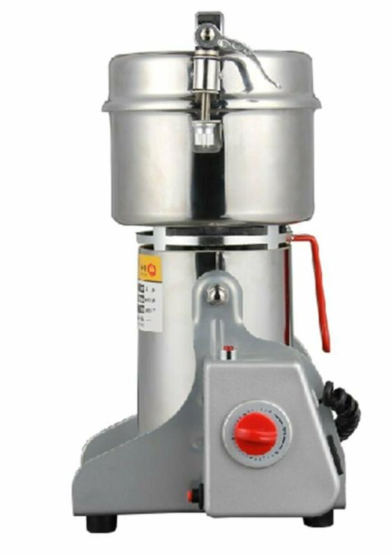 CGOLDENWALL Stainless Electric high-Speed Grain Grinder Mill Family m