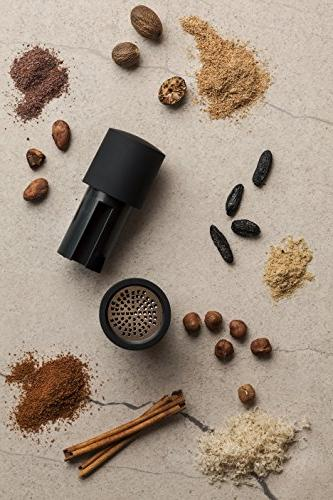 Microplane Mill, Nutmeg Grater,