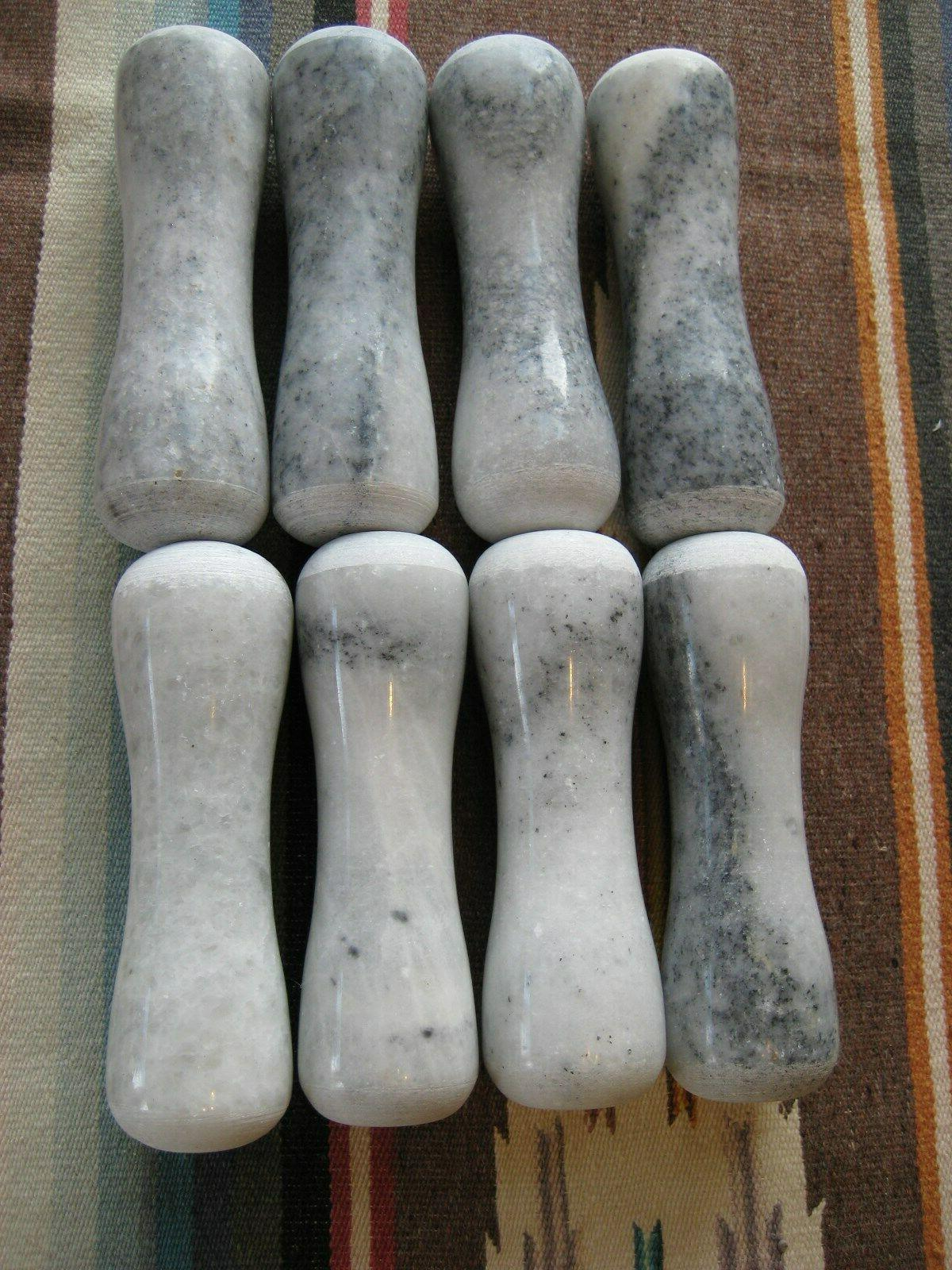 5 replacement marble pestle stick tapered spice