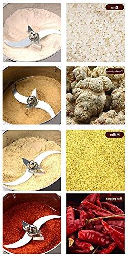 CGOLDENWALL 150g Grain Spice Herb Grinding Herbs Machine for