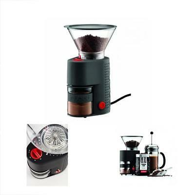 bistro burr grinder electronic coffee with continuously
