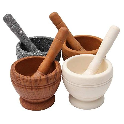 ForShop Resin Spice Mill Mixing Kitchen Supplies
